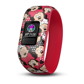 Garmin vivofit jr. 2 Disney Minnie Mouse- rozciągliwa opaska  010-01909-00