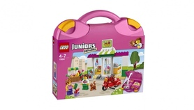 Lego 10684 JUNIORS Walizeczka - supermarket
