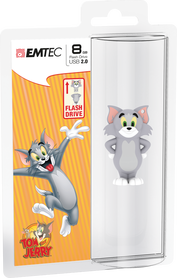EMTEC USB2.0 HB100 8GB FRED