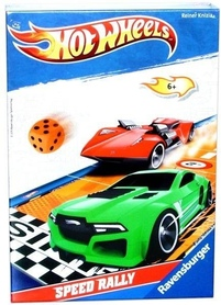 Ravensburger Hot Wheels Wyścig (Speed Rally)
