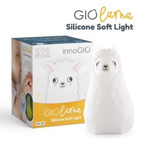 InnoGIO Silikonowa Lampka nocna GIOlama GIO-105